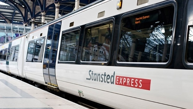 Stansted Express First Class discount