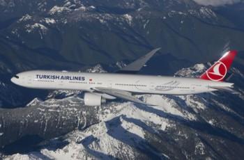 Turkish Airlines Boeing 777-300ER