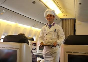 Turkish airlines chef