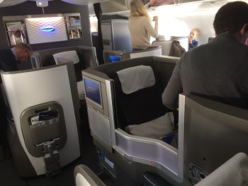 Review: British Airways Boeing 787-9 in Club World