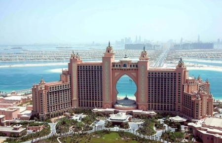 Earn Avios Atlantis the Palm Dubai