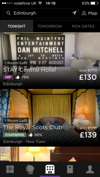 Hotel Tonight discount code