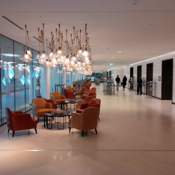 Review Hilton Amsterdam Airport Schiphol