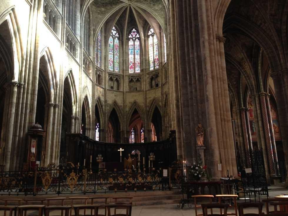 saint andrews cathedral bordeaux