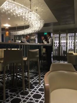 Qatar Airways Premium Lounge Heathrow review