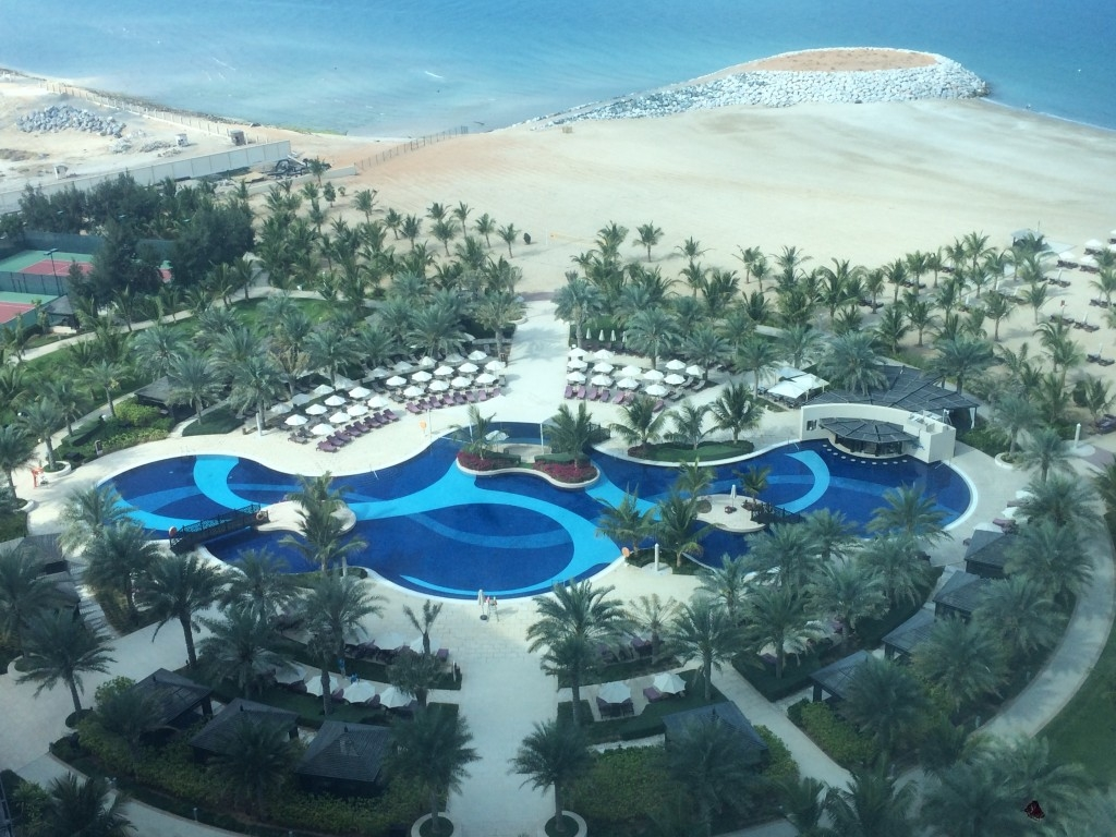 Waldorf Astoria Ras Al Khaimah review
