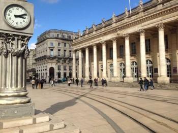 grand theatre and place de la comedie