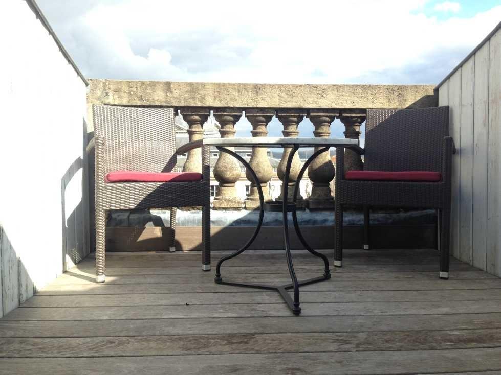 InterContinental Bordeaux - Le Grand Hotel review balcony