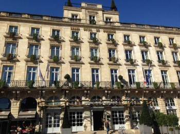 InterContinental Bordeaux - Le Grand Hotel review facade