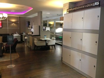 lockers aspire lounge luton review