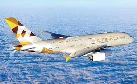 Etihad dropping services from Edinburgh