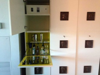 sls hotel at beverly hills los angeles review minibar