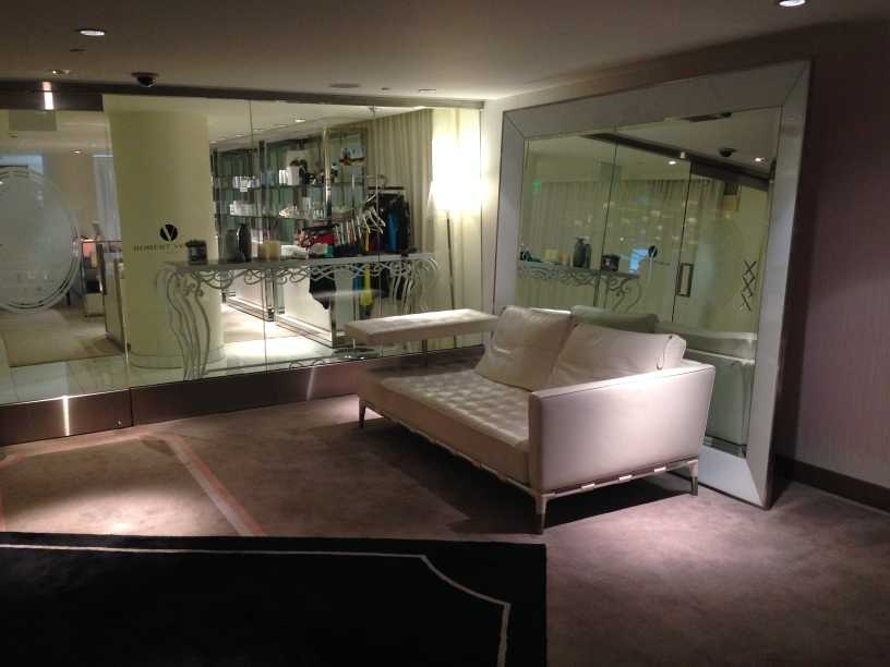sls hotel at beverly hills los angeles review spa