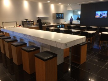 Cathay Pacific lounge Paris CDG review