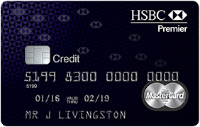 HSBC Premier World Elite airport lounge access details