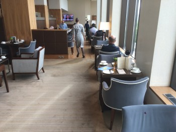 InterContinental Park Lane London executive lounge