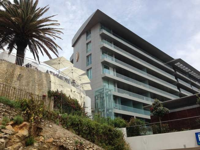 InterContinental Estoril review atlantica restaurant exterior