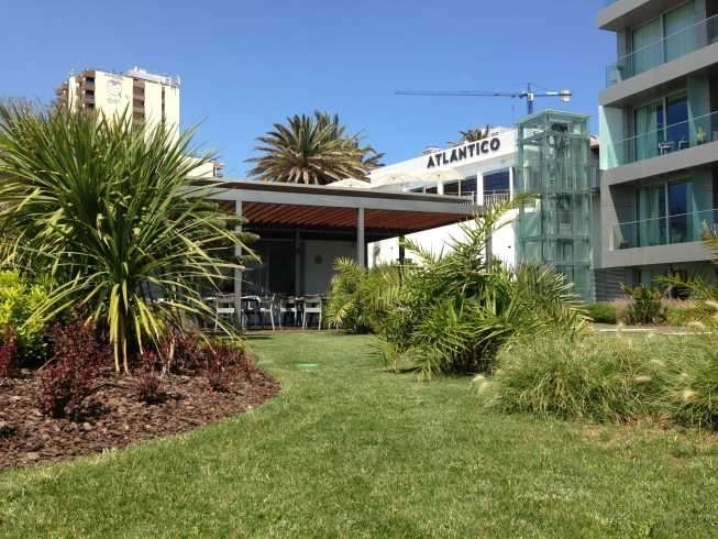 InterContinental Estoril review atlantica restaurant view from garden_2