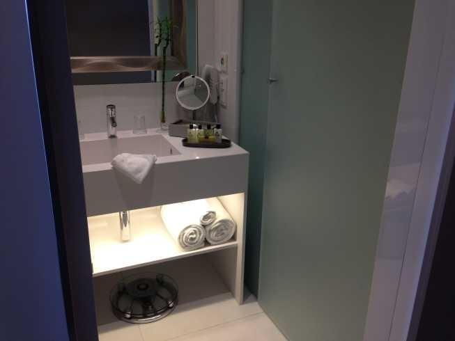 InterContinental Estoril review room bathroom 2