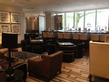 InterContinental Park Lane gin bar