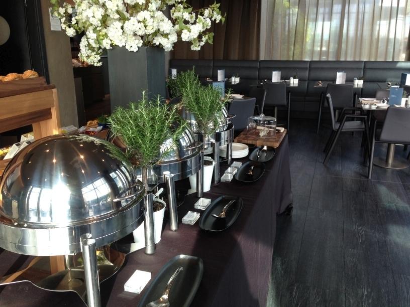 ME Milan breakfast buffet 2