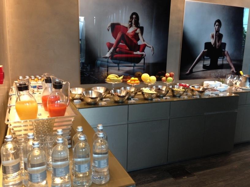 ME Milan breakfast buffet 3