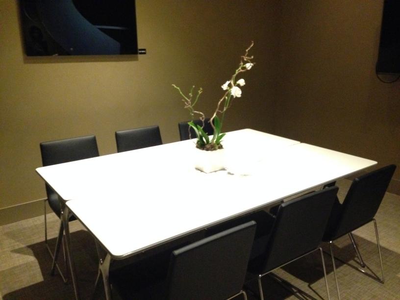 ME Milan small meeting room