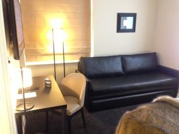 Nadler Hotel Victoria review - Sofa