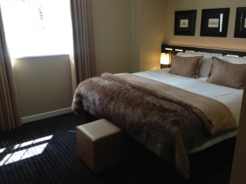 Nadler Hotel Victoria review - Superior Room