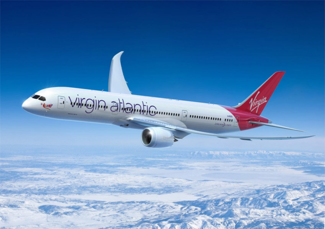 Virgin Atlantic 787-9