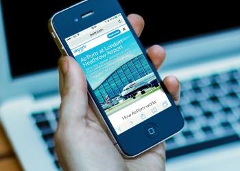 iPhone hand heathrow web mock up 2