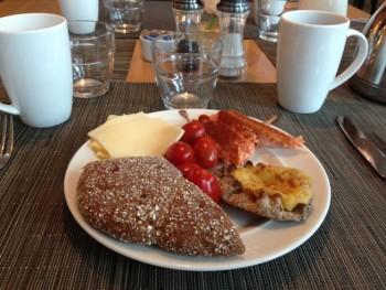 Hilton helsinki airport breakfast