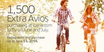 Iberia offer