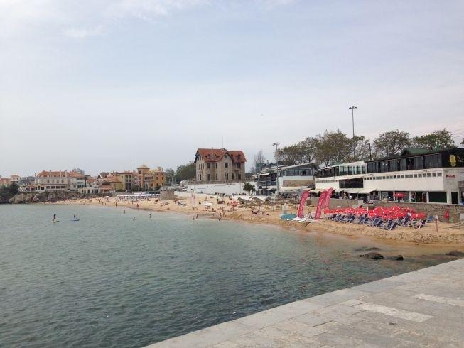 InterContinental Estoril review beach