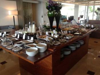 InterContinental Estoril review breakfast