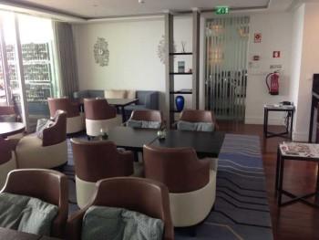 InterContinental Estoril review lounge sitting 2