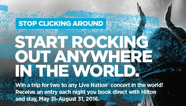 Hilton World Tour Competition