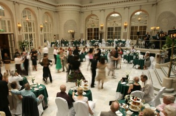 Waldorf Hilton tea dance