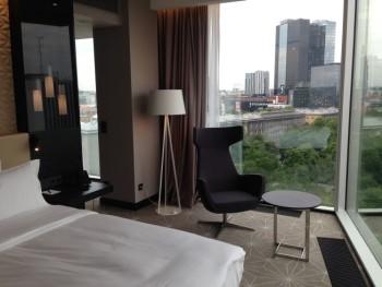 hilton tallinn park hotel review bedroom