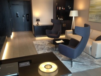 hilton tallinn room review living room