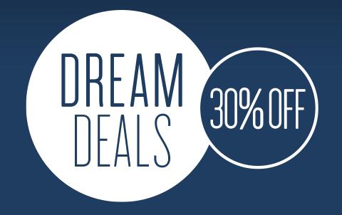 Radisson Dream Deals sale