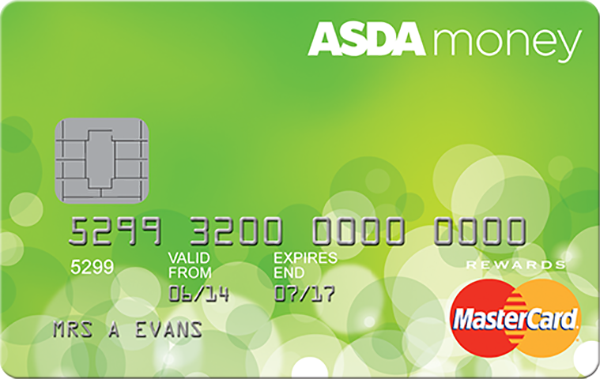 asda cashback card. Black Bedroom Furniture Sets. Home Design Ideas