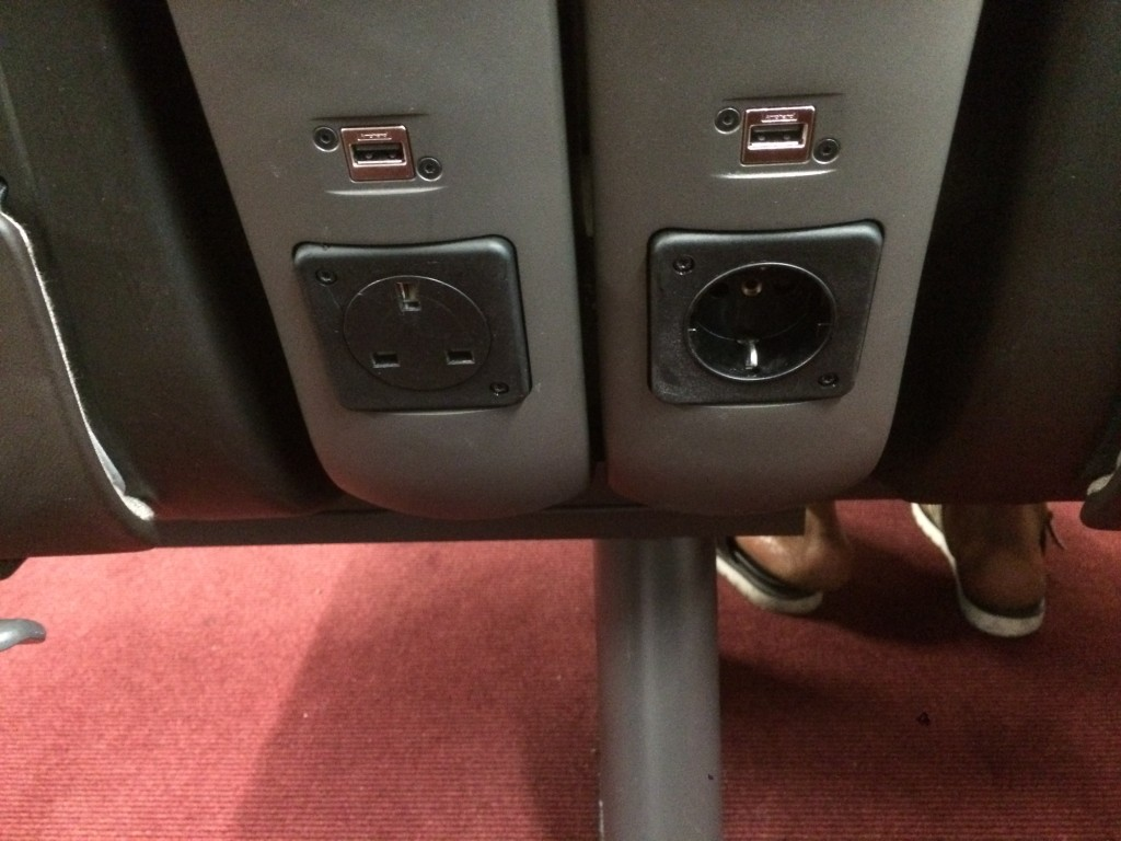 My review of Business Premier on the brand new Eurostar e320