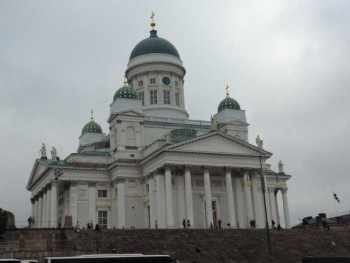 Helsinki orthodox church russian style