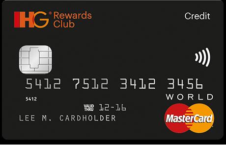 IHG planning a new Premium UK credit card