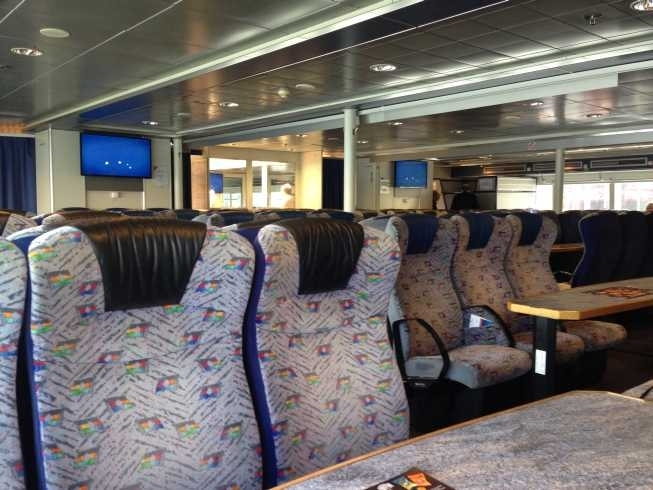 Linda Line tallinn ferry comfort class