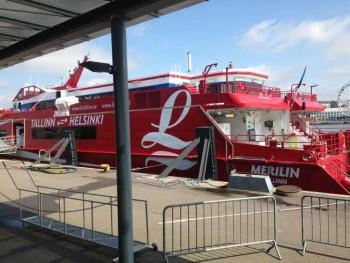 Linda line ferry helsinki to tallinn
