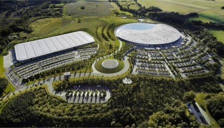 McLaren Technology Centre Woking