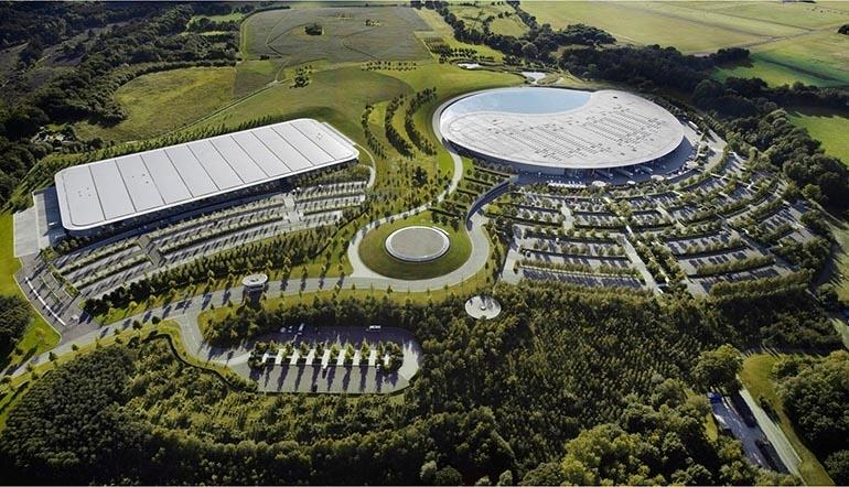 Hilton Honors McLaren Factory Tour trip