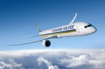 Singapore Airlines KrisFlyer best rewards